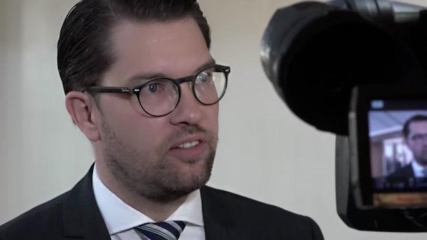 Jimmie Åkessons nya drag –som kan få bort Stefan Löfven