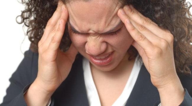 huvudvärk efter stroke