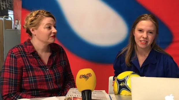 """Hadley-Kamptz: """"Tyska spelare målades ut som nazister"""""""