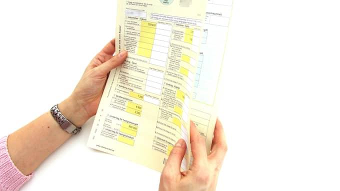 Med en digital brevlåda slipper du en massa papperspost – och har chans att få skatteåterbäringen redan i april. Foto: IVAN ARVSÄTER / SKATTEVERKET