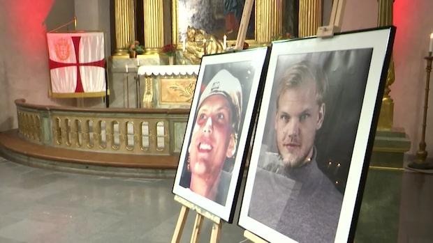 """Familjens hyllning till Avicii: """"Tim ville göra skillnad"""""""