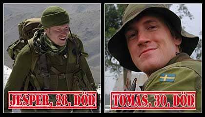 Dode soldaten tillhorde hemlig elitstyrka