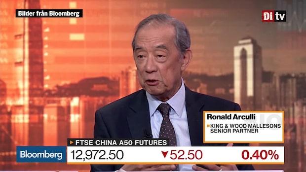 Världens Affärer – Alibaba mot Hongkong-notering