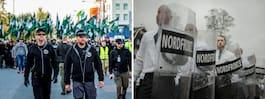 Nazistiska NMR utreds för skattebrott