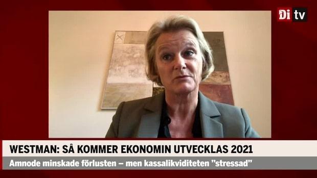 Chefsekonomen: Så kommer ekonomin utvecklas 2021