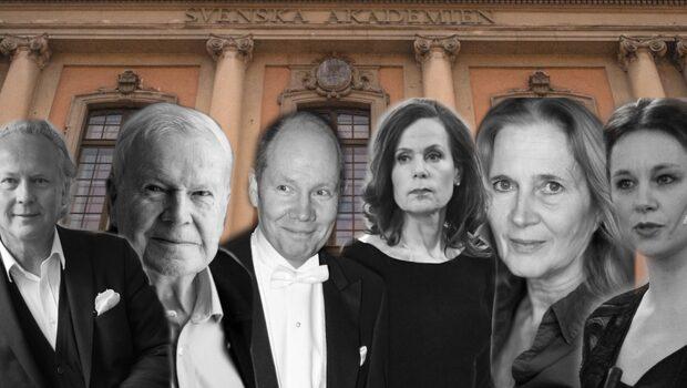 Krisen i Svenska Akademien: Detta har hänt