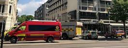 Hotell utrymt på Avenyn efter brandlarm