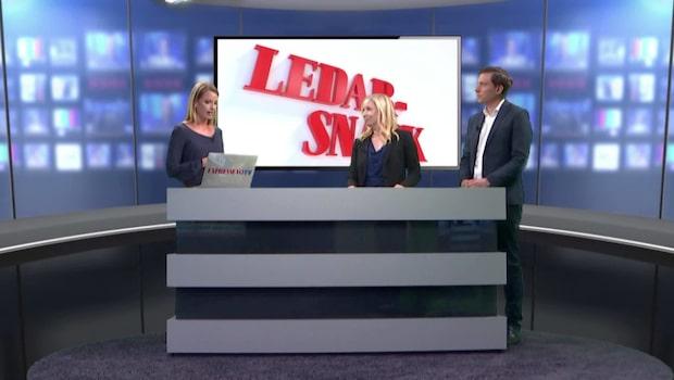 Ledarsnack: Socialdemokraterna i kris