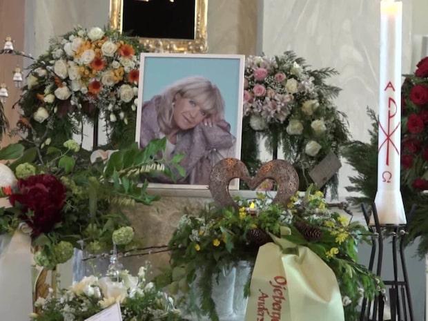 "Så var Barbro ""Lill-Babs"" Svenssons begravning"