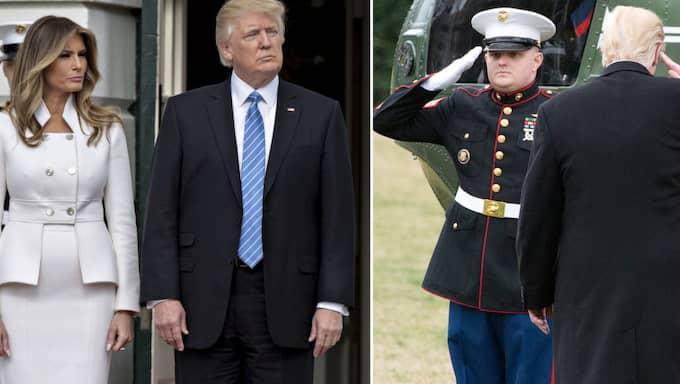 Melania och Donald Trumps tid i Vita huset kan bli kostsam.