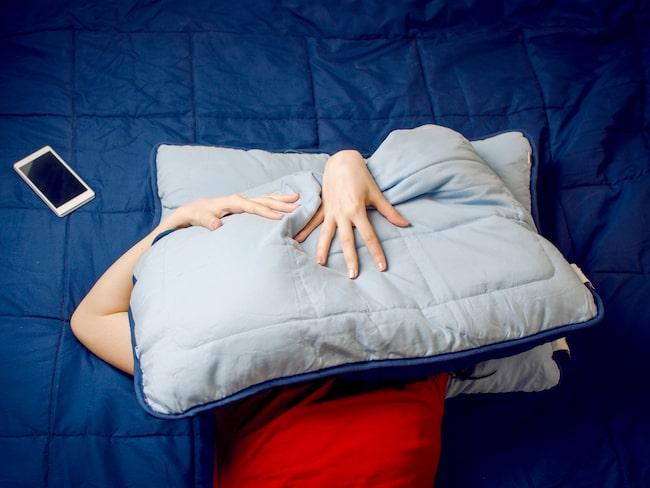 Att vakna mitt i natten kan störa sömnkvaliteten rejält.
