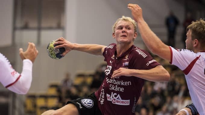Alfred Jönsson slår till igen. Foto: PETTER ARVIDSON / BILDBYRÅN