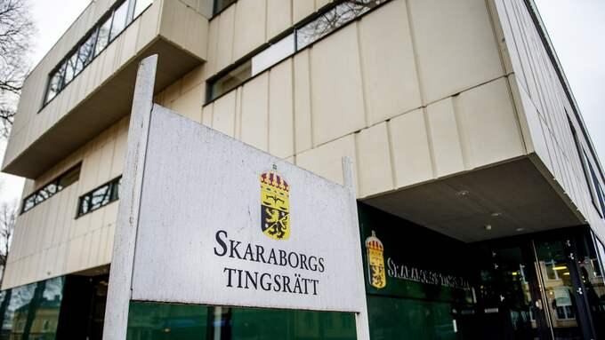 En man i 20-årsåldern från Karlsborg åtalas. Foto: ALEX LUNGDAHL / ALEX LJUNGDAHL EXPRESSEN