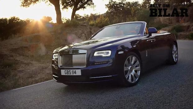 Rolls-Royce säljer som smör i Stockholm