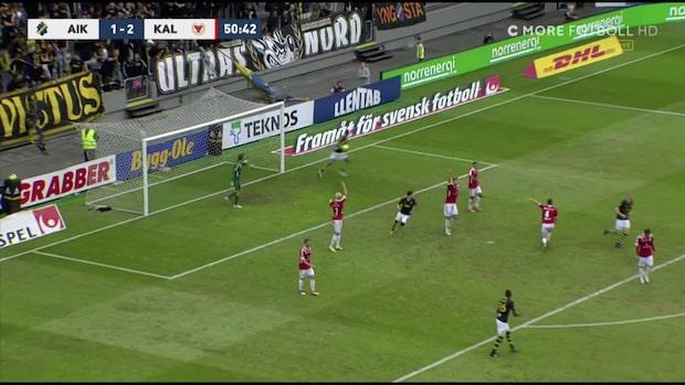 Elyounoussi reducerar för AIK