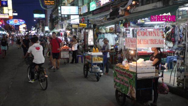 Nu ska gatuköken i Bangkok försvinna