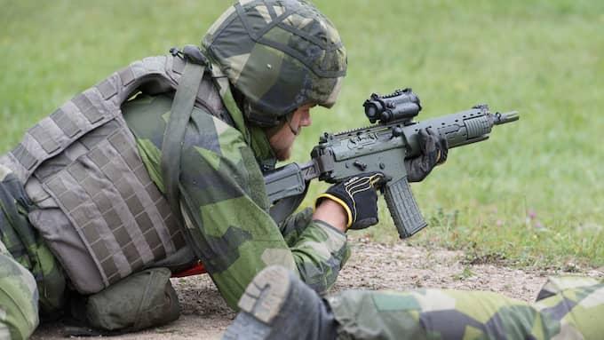 Flera personer har tidigare tonat ned risken för att försvaret ska ha skadats. Foto: Sven Lindwall