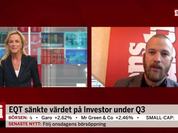 Investor: EQT sänkte värdet under Q3