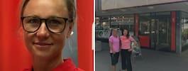 Slaget mot Jeanettes butik – efter stora skylt-missen