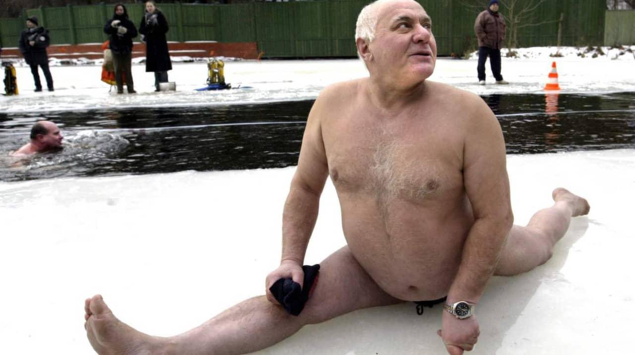 ryska nudister
