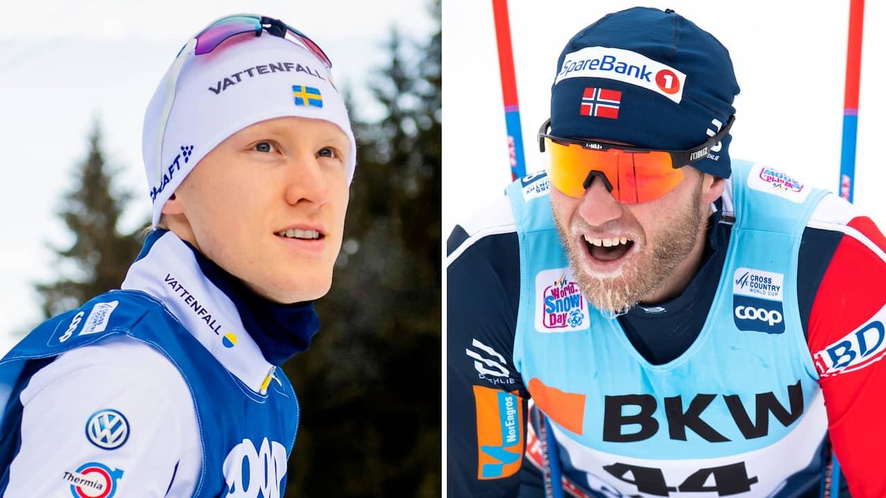 Norsk svenska telefoner fel ide