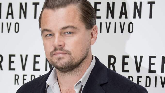 Leonardo DiCaprio. Foto: ©BULLS / ©BULLS V0012MEF