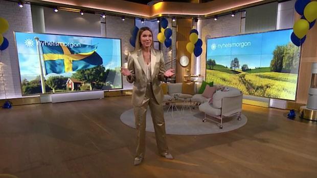 """TV4:s ändringar i """"Nyhetsmorgon"""""""