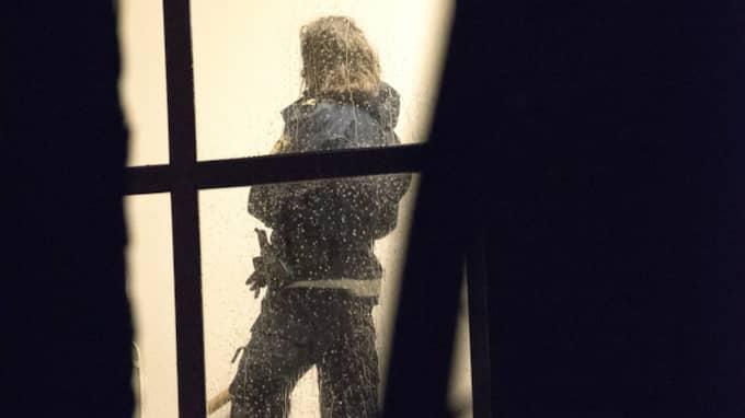 Polisen har inlett en förundersökning om försök till dråp. Foto: Roger Lärk