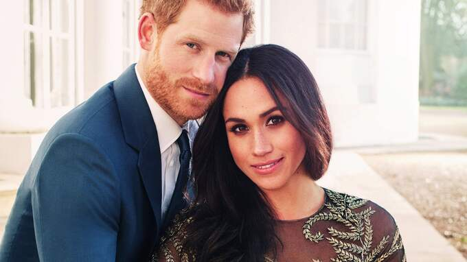 Prins Harry och Meghan Markle gifter sig den 19 maj. Foto: EPA / TT