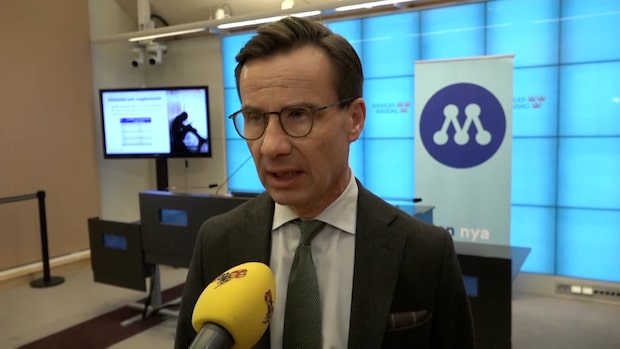 "Ulf Kristersson (M): ""De måste hållas borta från gatan"""
