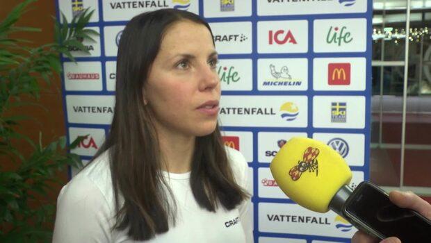 """Charlotte Kallas ilska mot regeländringarna: """"Inte därför jag åker skidor"""""""