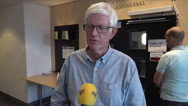 """Johan Carlson: """"Känner inte till dessa influencers"""""""