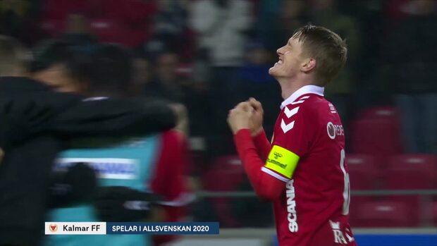Höjdpunkter: Kalmar FF kvar i allsvenskan 2020