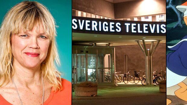 SVT: Därför är vi  tysta om julvärden