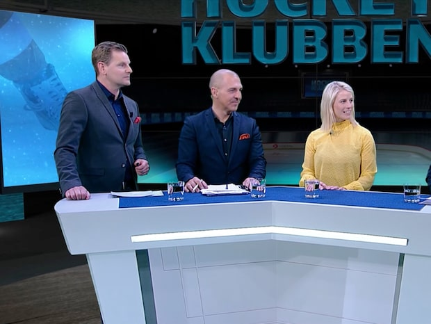 Hockeyklubben 16 april