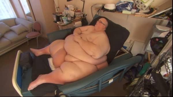 världens tjockaste människa genom tiderna