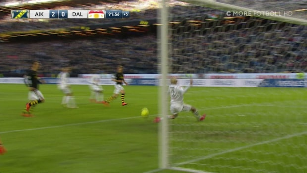 Highlights: AIK-Dalkurd