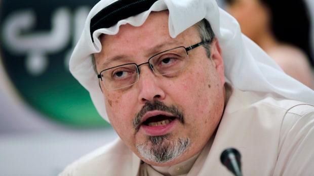 Khashoggi kan ha spelat in sitt eget mord