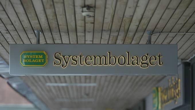 Systembolagets resultat steg under 2016. Foto: ANTON WIKSTRÖM