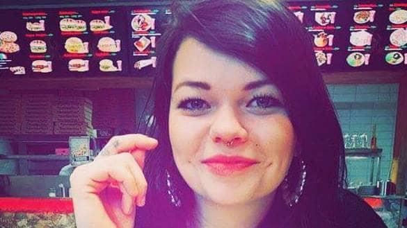 Maja Wikström, 24, blev lurad av bedragare. Foto: PRIVAT
