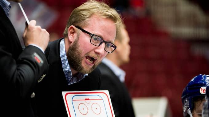 Fredrik Söderström är aktuell som ny tränare för Leksands IF. Foto: PETTER ARVIDSON / BILDBYRÅN
