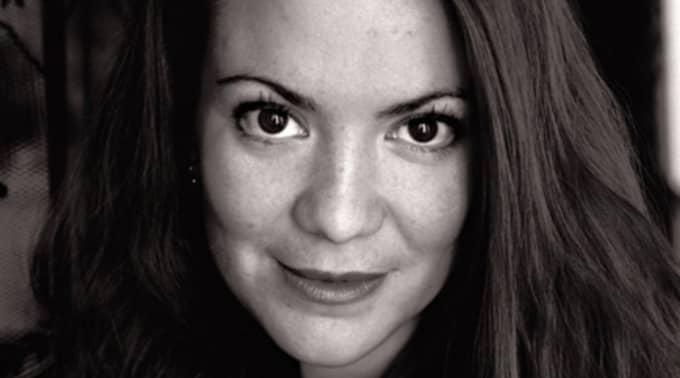 Johanna Lazcano, skådespelare på bland annat Dramaten. Foto: Privat