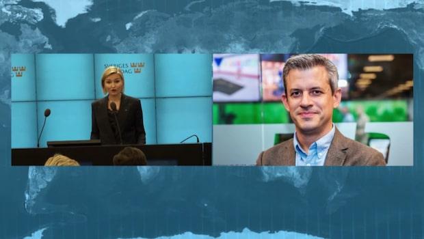 Ebba Busch Thors partiledarförtroende har tredubblats