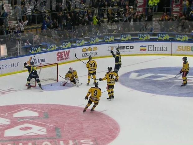 Höjdpunkter: HV71-Luleå