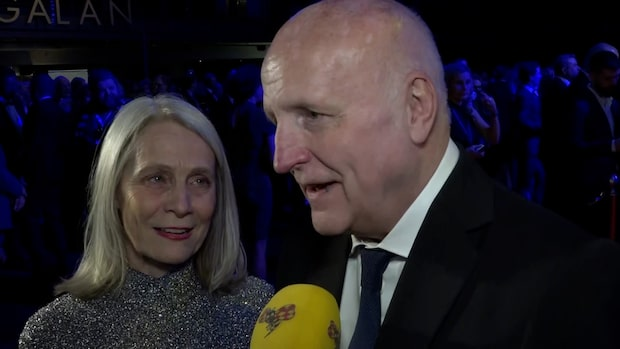 Arne Hegerfors ärliga ord om hälsan