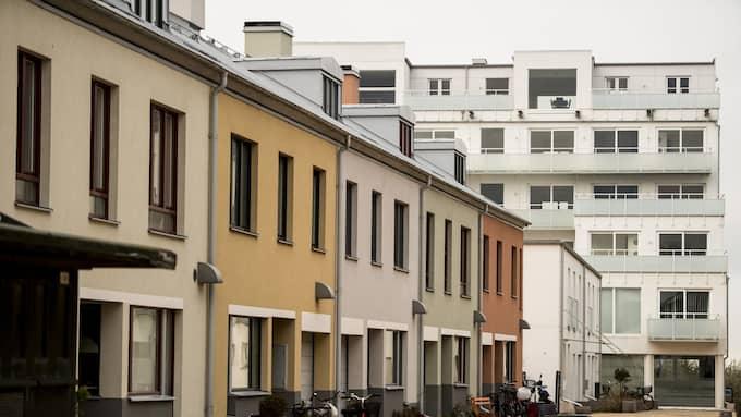 Västra Hamnen i Malmö. Foto: PETTER ARVIDSON