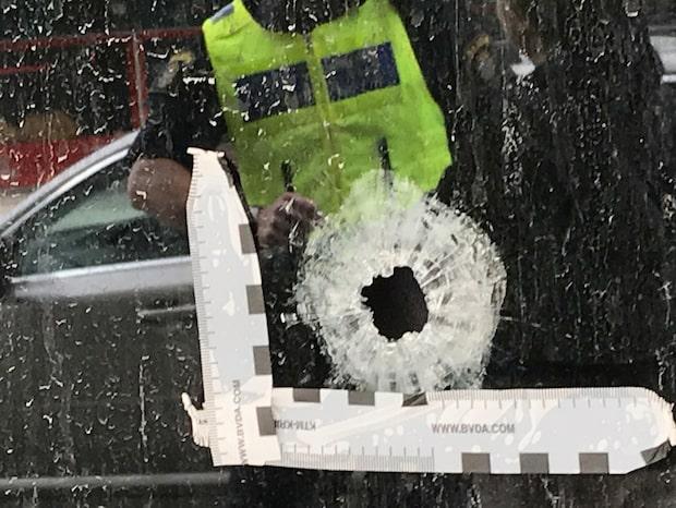 Tre döda efter Malmö-skott
