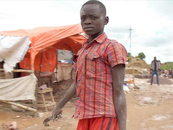 64 procent av världens kobolt produceras i Kongo-Kinshasa.