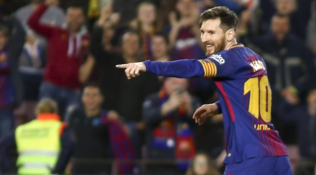 Målklubben: Siffrorna bakom Messis succé