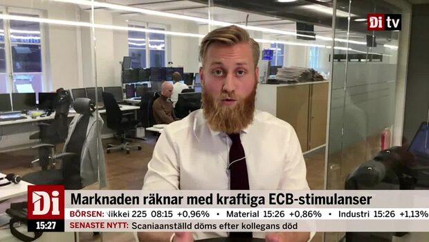 """ECB:s kommande räntebesked: """"Kommer vara volatilt"""""""